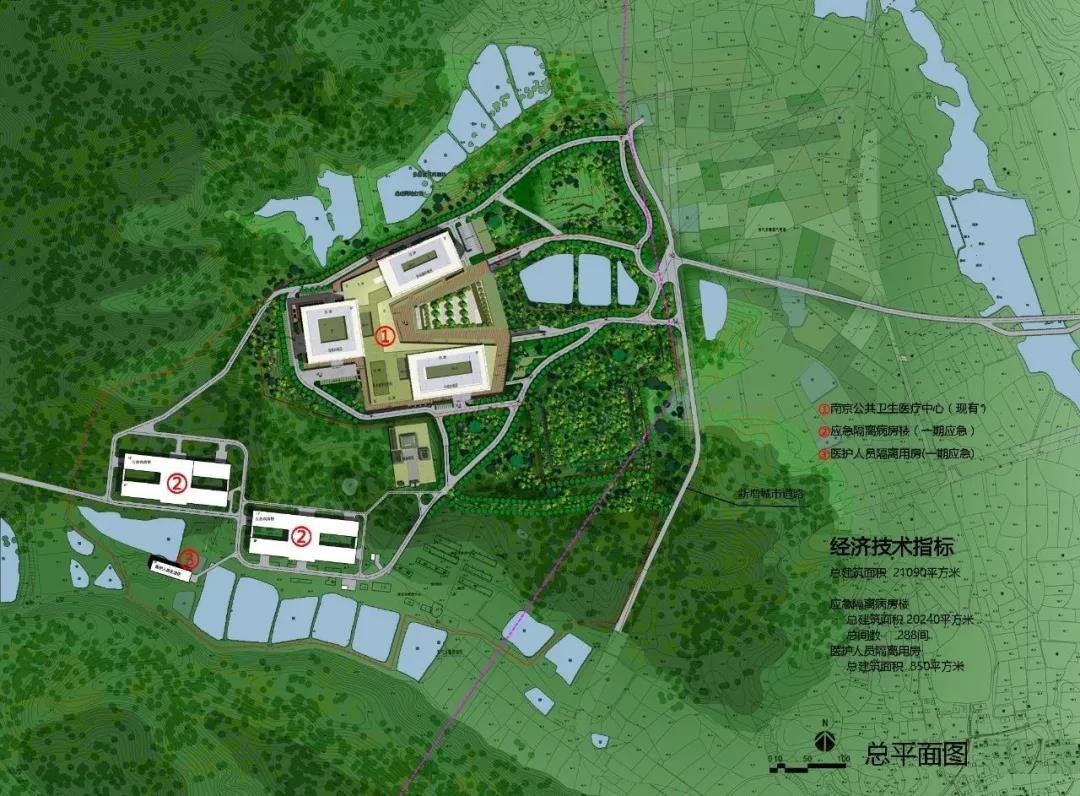 0应急工程设计在参考借鉴北京小汤山医院,武汉火神山和雷神山应急医院图片
